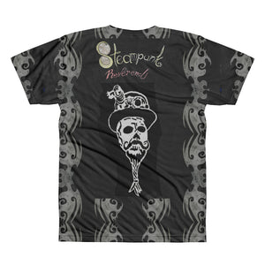 Tribal skull 2 Short sleeve men's t-shirt