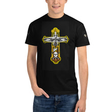 Steampunk cross Sustainable T-Shirt