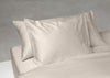 Sateen signature pillowcase