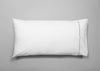 Percale signature embroidery pillowcase 50x90