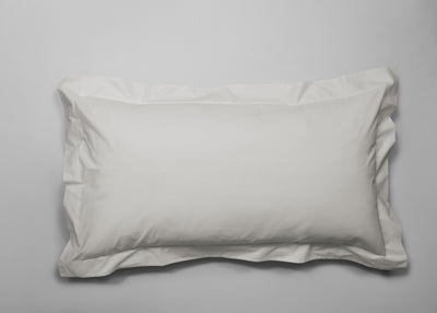 Percale oxford pillowcase 50x90