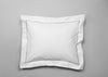 Percale oxford embroidery pillowcase