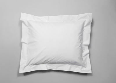 Percale oxford pillowcase