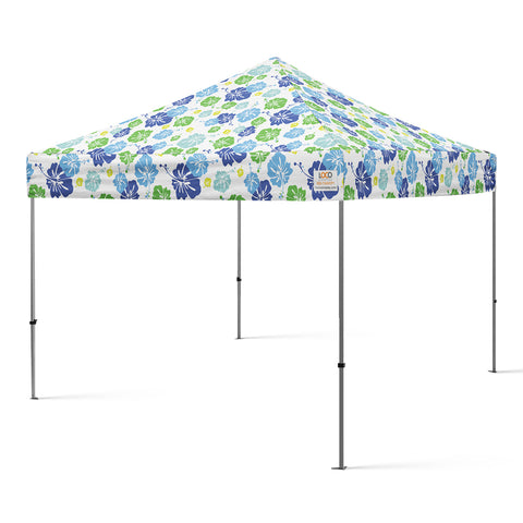 10x10_hibiscus_flower_canopy_white_blue_green