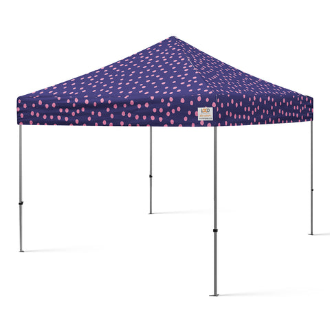 10x10_dots_canopy_purple_pink