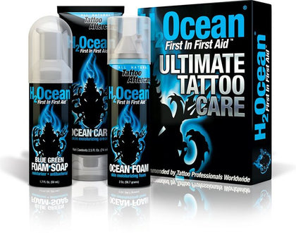H2Ocean's Ultimate Tattoo Care