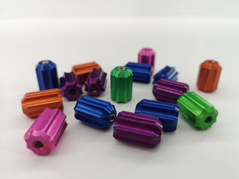 Coloured Thumb Screw