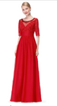 Elegant Formal Gown/Dress for Weddings Party, Prom, Ball, Evening