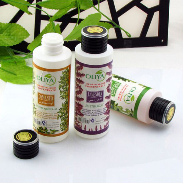 2 PCS 120ml/bottle Aromatic Plant Pure Essential Oil, Water Soluble, Incense Burner
