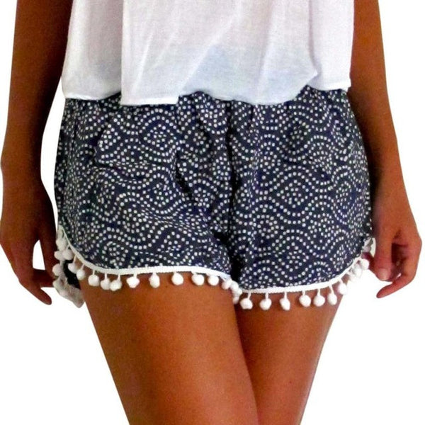 Summer Polka Dot  Shorts