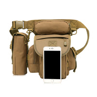 Military Tactical Multi-Purpose Leg Bag