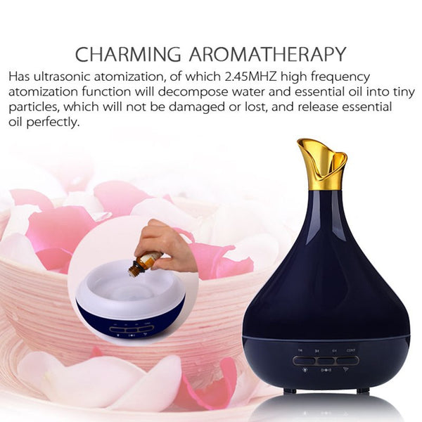 Ultrasonic Aroma Oil Diffuser Air Humidifier / Purifier