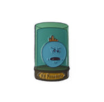 MEESEEKS IN A JAR PIN