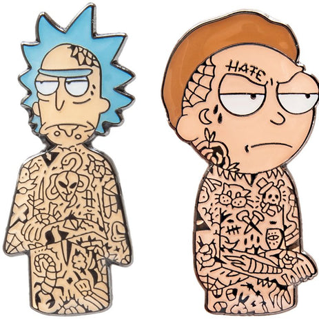 RICK & MORTY (2 PACK)