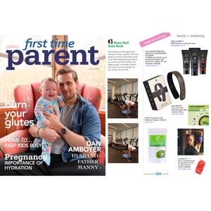First Time Parents Magazine - Exercise Extras