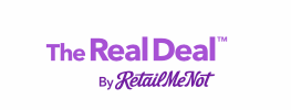 The Real Deal by RetailMeNot