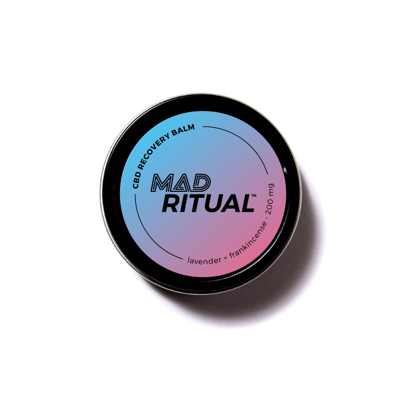 Mad Ritual Rest + Relief Balm (Set of 2)