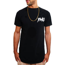 YMG Blue Stripe Tee