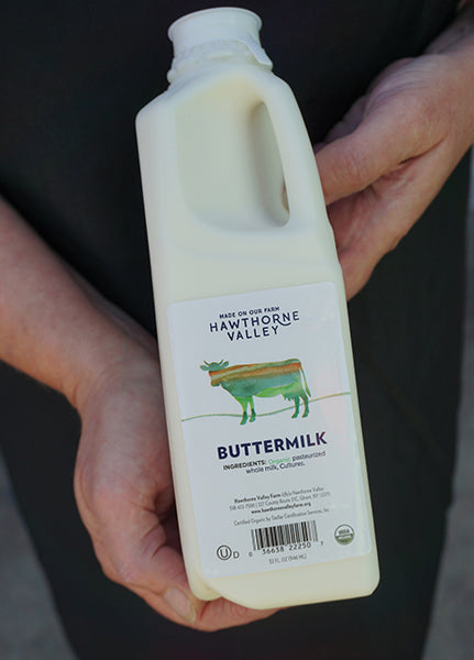 GC - Buttermilk - 1 quart