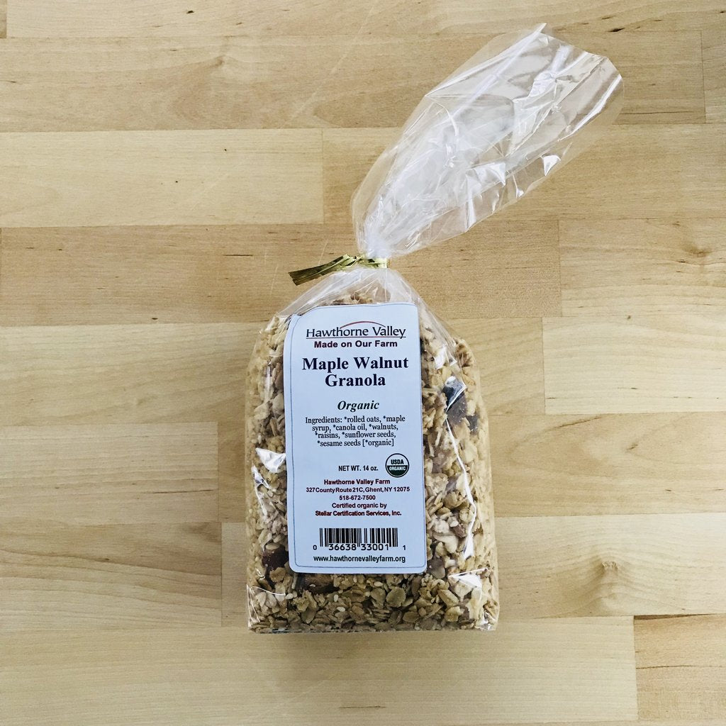 Maple Walnut Granola - Garden City