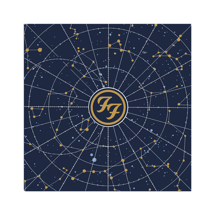 CONSTELLATION BANDANA - Foo Fighters Australia