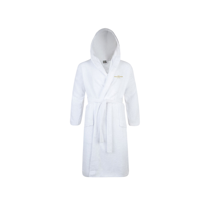 FF BATHROBE - Foo Fighters Australia