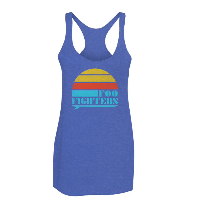 SURFBOARD WOMENS TANK - Foo Fighters Australia