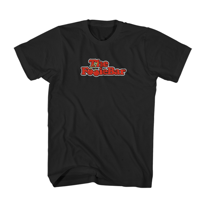 THE FOOIE BAR TEE - BLACK - Foo Fighters Australia