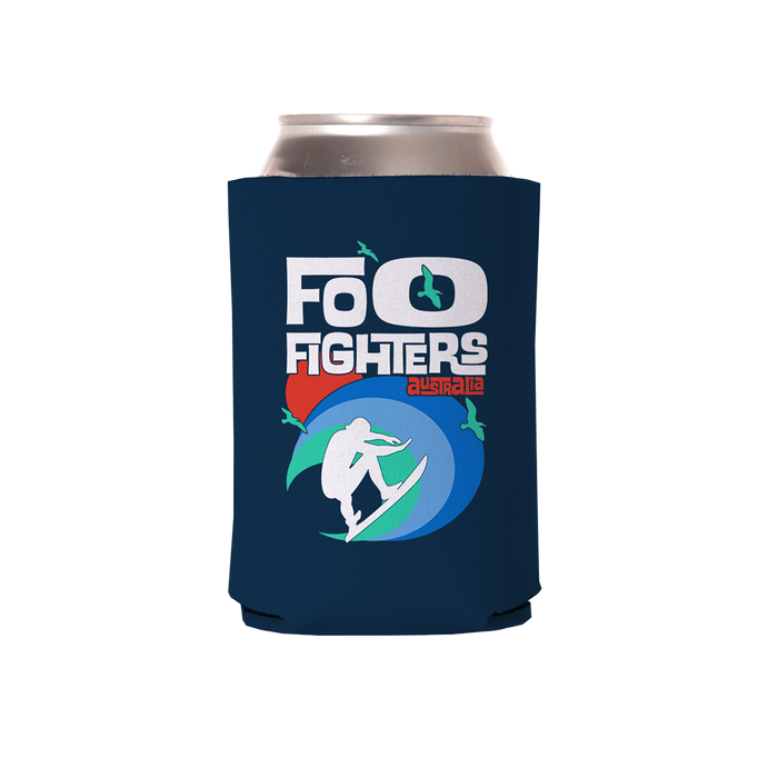 SURFS UP STUBBY HOLDER - Foo Fighters Australia