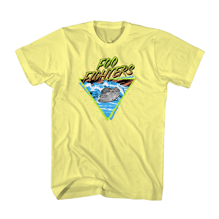 SURFING UFO TEE - Foo Fighters Australia