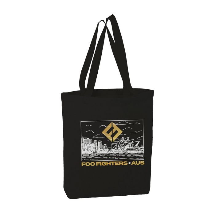 SYDNEY TOTE BAG - Foo Fighters Australia