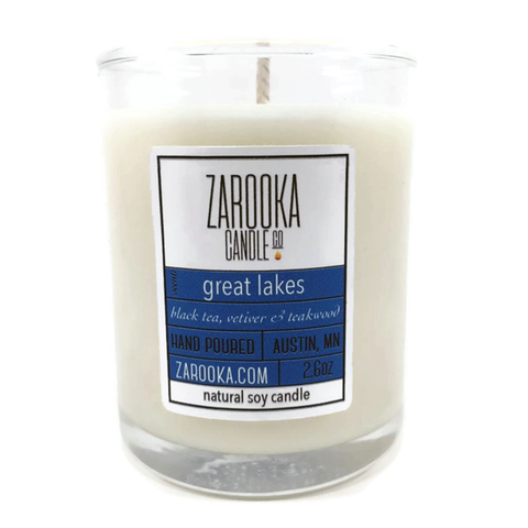 Great Lakes Mini Candle