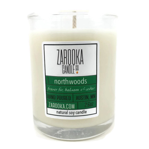 Northwoods Mini Candle