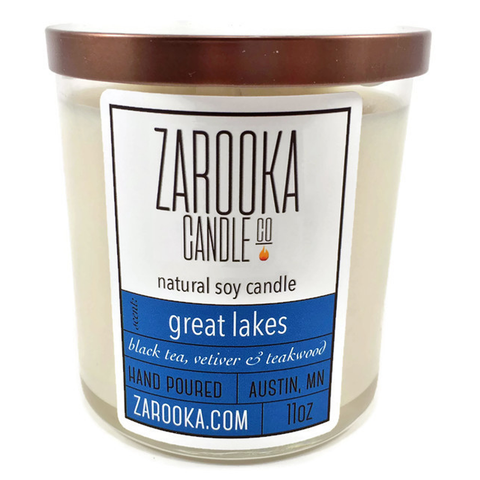 Great Lakes Soy Candle