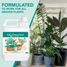 Load image into Gallery viewer, Eco Home & Garden All Purpose Liquid Indoor Plant Food - Works As Orchid Fertilizer | Fiddle Leaf Fig Plant Food | Bonsai Fertilizer | Succulent Fertilizer