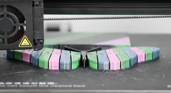 Multicolor 3D Printing How To: Using the Mosaic Palette+