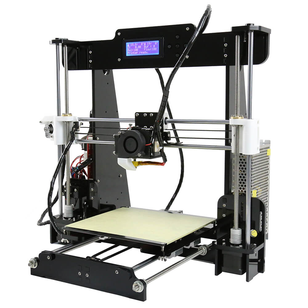 Anet A8 Review Blog 3d Printing Canada Solid State Relay Reprap Controversy