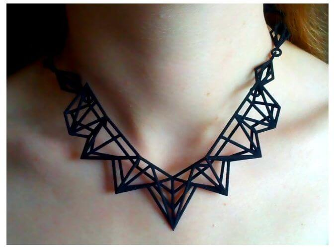 jewelry made from 3d printers