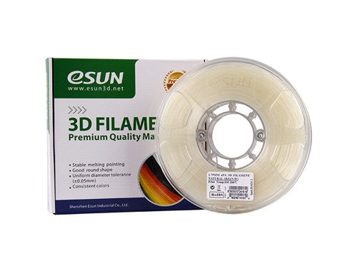 Natural - 1.75mm eSUN ePA Nylon Filament - 1 kg