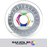 Arctic Silk - 1.75mm Sakata PLA 850 Filament - 1 kg