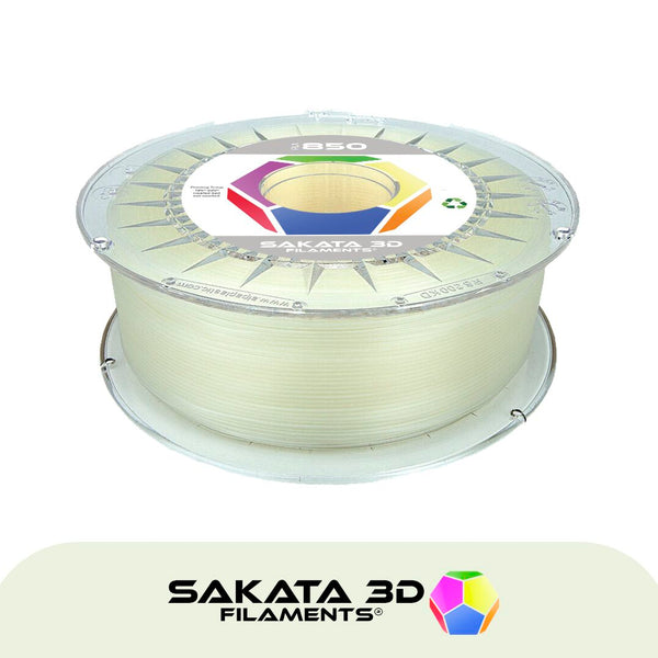 Natural - 1.75mm Sakata PLA 850 Filament - 1 kg