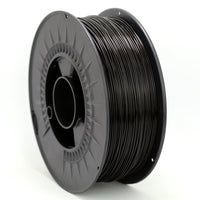 Black - 1.75mm Euro PLA Filament - 1 kg