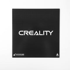Official Creality Silicon Carbon Build Surface Tempered Glass Plate with Special Chemical Coating 235x235x3mm