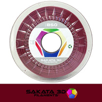 Wine Silk - 1.75mm Sakata PLA 850 Filament - 1 kg