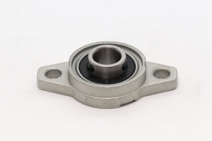 KFL001 12mm Bore Zinc Alloy Pillow Block Bearing Flange