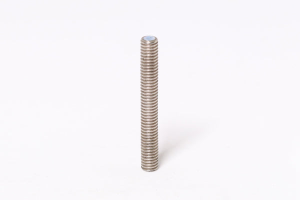 MK8 Stainless Steel Heat Break (With PTFE), M6x45mm For 1.75mm