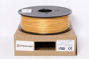 Pearl Golden - 1.75mm Standard PLA Filament - 1 kg