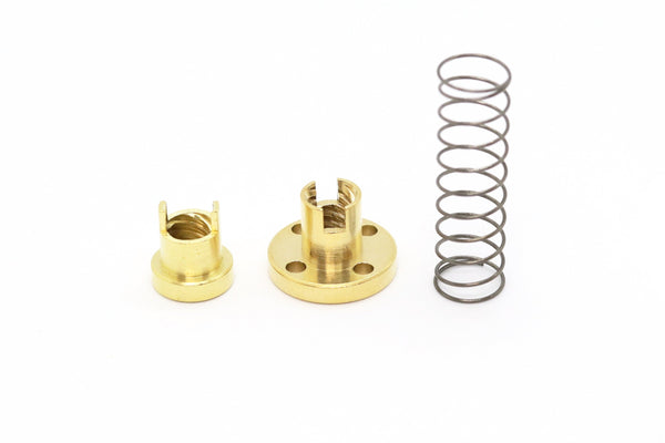 T8 Lead Screw Anti-Backlash  Brass Nut