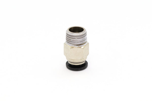 Stainless Steel Pneumatic Push-In Fitting PC4-01 (PC4-M10)