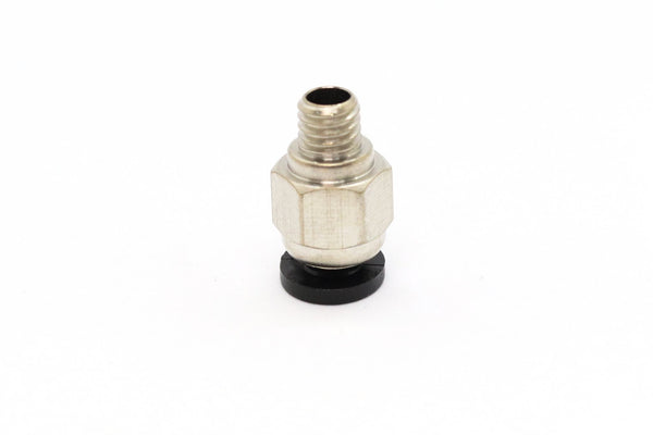 Stainless Steel Pneumatic Push-In Fitting PC4-M6